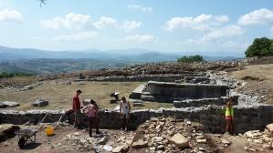 2015 excavation