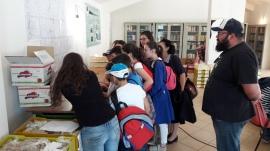 2017 school visit